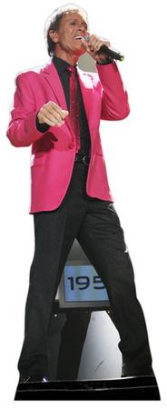 Cliff Richard - 50th Anniversary Figura de cartón
