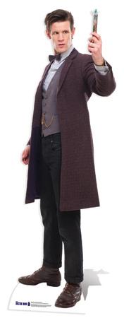 The 11th Doctor '2013 screwdriver' Cardboard Cutouts