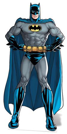 Batman - DC Comics Cardboard Cutouts