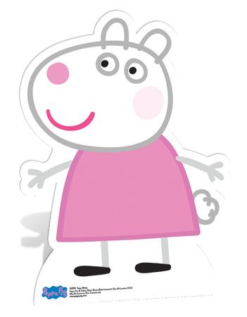 Suzy Sheep Figura de cartón