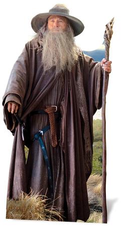Gandalf Figura de cartón