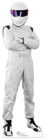 The Stig Top Gear Cardboard Cutouts