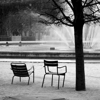 Le Parc I Giclee Print by Bill Philip