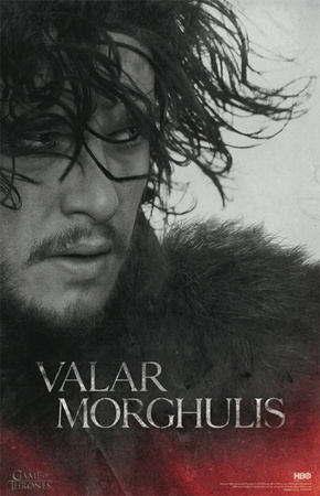 Game of Thrones - S4 - Jon Prints