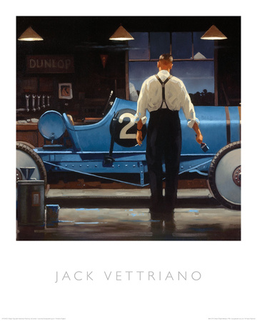Birth of a Dream Posters by Jack Vettriano