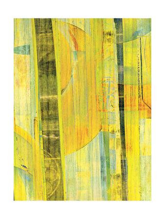 Yellow Mix II Posters by Ricki Mountain