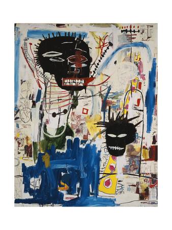 ISBN Giclee Print by Jean-Michel Basquiat
