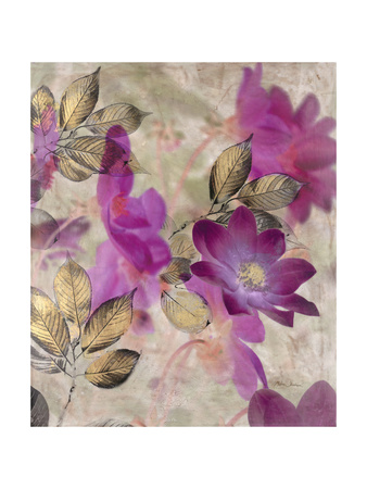 Floral Dreams 1 Posters by Matina Theodosiou