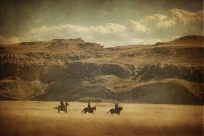 Wild Wild West Photographic Print by Roberta Murray