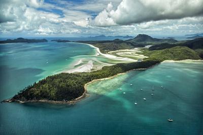 Whitsunday Island II Photographic Print by Larry Malvin