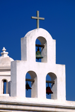 Mission Bells I Photographic Print by Douglas Taylor