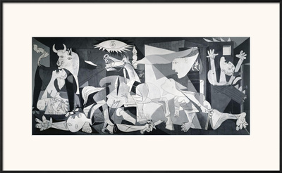 Guernica, 1937 Print by Pablo Picasso