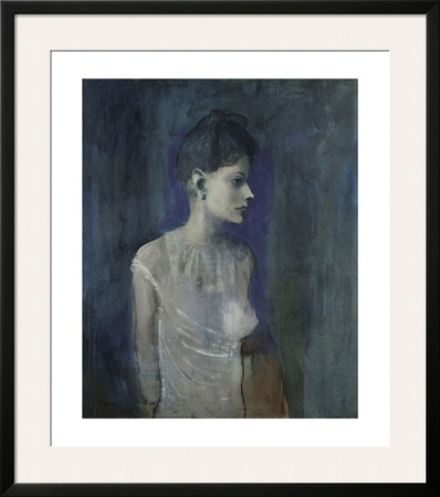 Girl in a Chemise, c. 1905 Poster by Pablo Picasso
