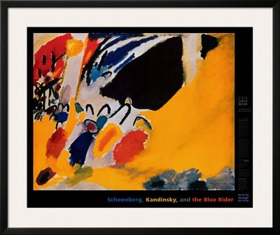 Impression III, Concert, 1911 Prints by Wassily Kandinsky
