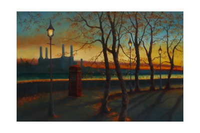 Embankment, 2011 Giclee Print by Lee Campbell