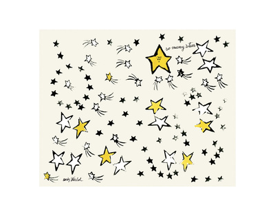 So Many Stars, c. 1958 Prints by Andy Warhol