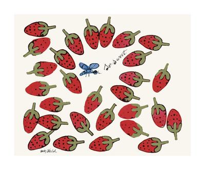So Sweet, c. 1958 Giclee Print by Andy Warhol
