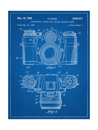 Photographic Camera Posters