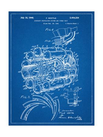Aircraft Rocket Patent Art