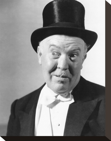Guy Kibbee Stretched Canvas Print