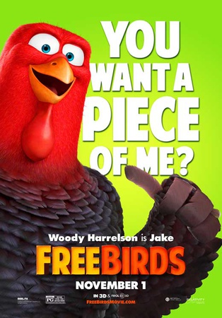 Free Birds Masterprint