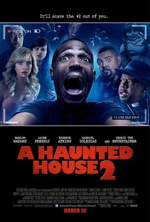 A Haunted House 2 Masterprint