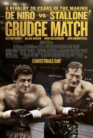Grudge Match Masterprint