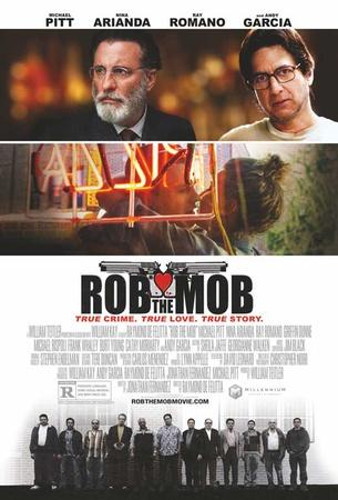 Rob the Mob Masterprint