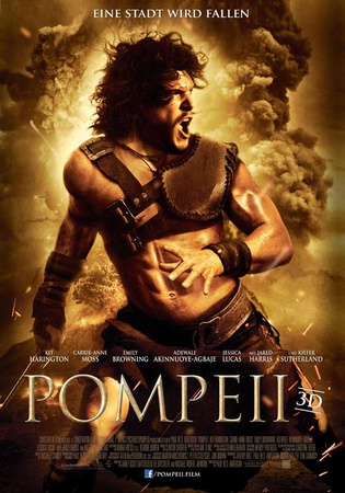 Pompeii Masterprint
