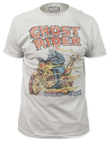 Ghost Rider - Hell on Wheels (slim fit) T-shirts