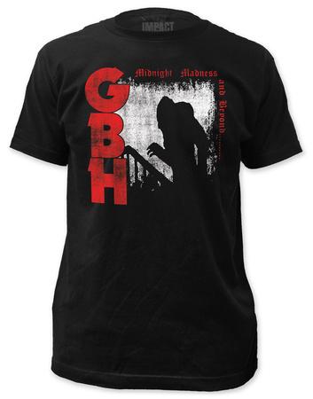 G.B.H - Midnight Madness (slim fit) T-shirts