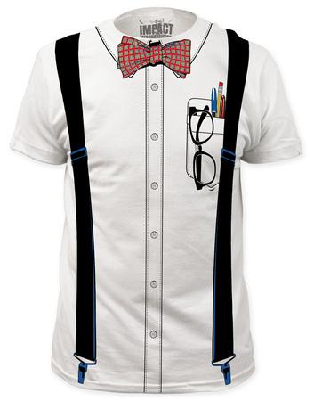 Nerd Costume Tee (slim fit) T-Shirt