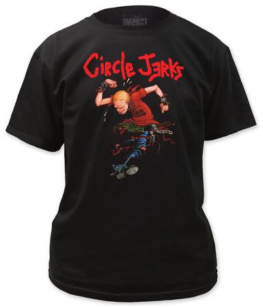 Circle Jerks - Skank Man T-shirts