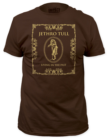 Jethro Tull - Living in the Past (slim fit) Magliette