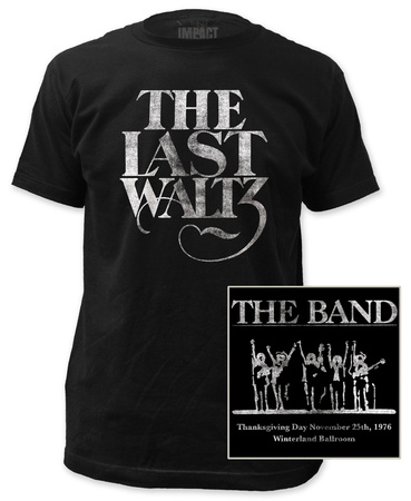 The Band - The Last Waltz (slim fit) T-Shirt