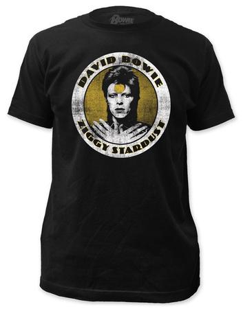 David Bowie - Ziggy Stardust (slim fit) T-shirts