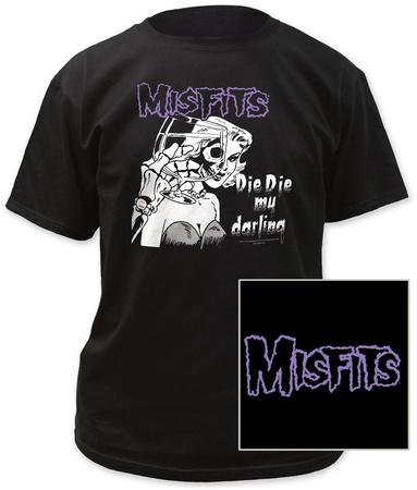 Misfits - Die Die My Darling Shirt