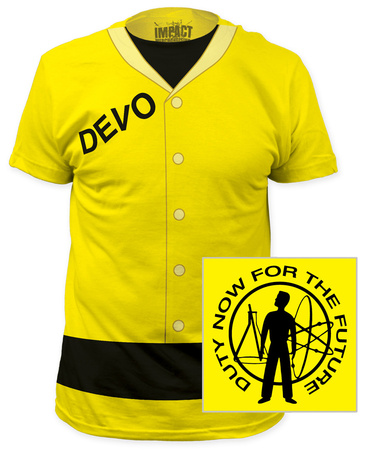 Devo - Duty Now (slim fit) Shirt