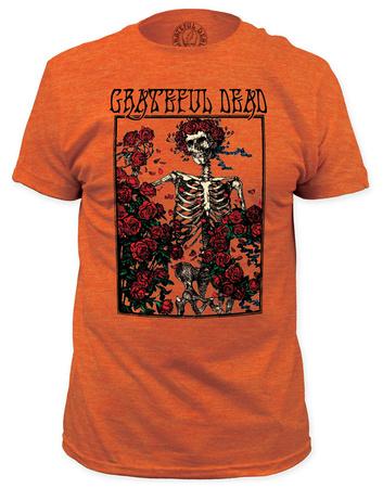 Grateful Dead - Bertha (slim fit) T-shirts