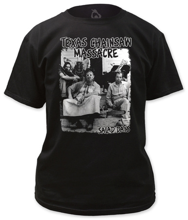 Texas Chainsaw Massacre - Salad Days T-Shirts