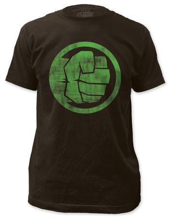 The Incredible Hulk - Fist Bump (slim fit) Shirts