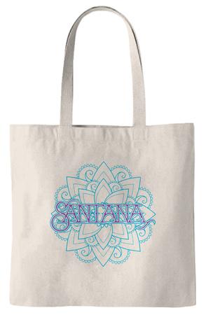 Santana - Lotus Tote Bag Indkøbstaske