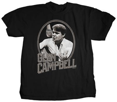 Glen Campbell - Portrait T-shirts