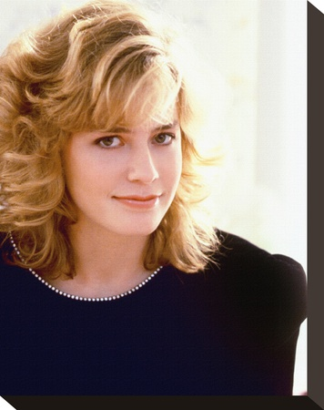 Elisabeth Shue Stretched Canvas Print
