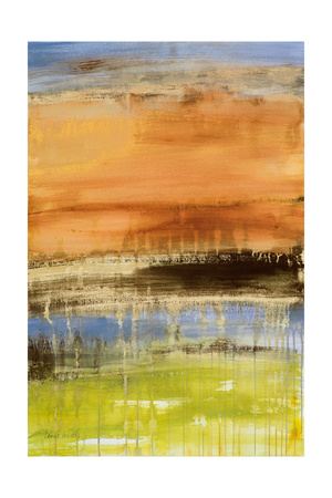 September Rain II Premium Giclee Print by Lanie Loreth