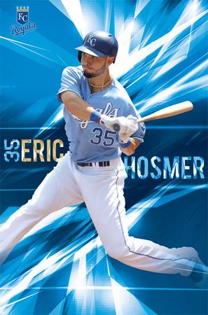Kansas City Royals - E Hosmer 14 Prints