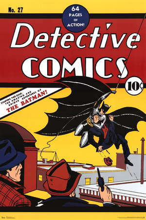 Detective 1 - Cover Prints