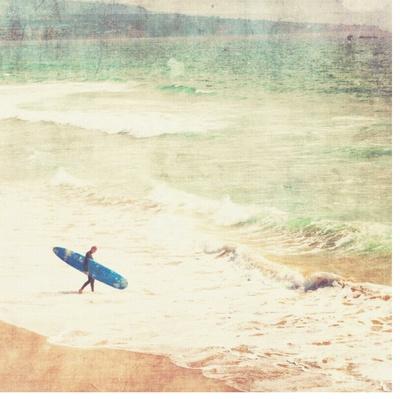 Margin Walker Stretched Canvas Print by Myan Soffia