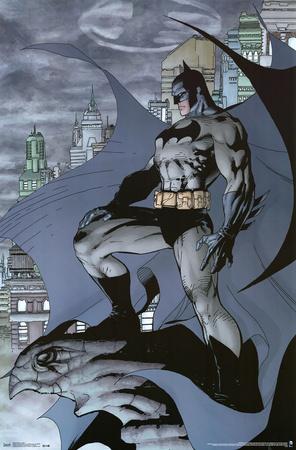 Batman - Cape Posters