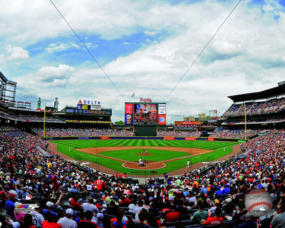 Atlanta Braves - Turner Field 2014 Photo